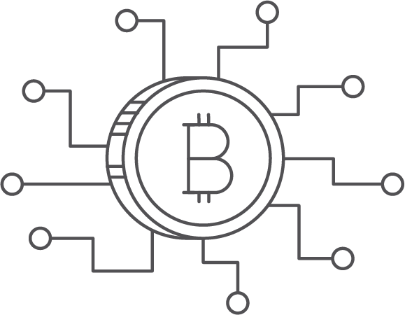 The invention of Bitcoin was the first example of blockchain technology.