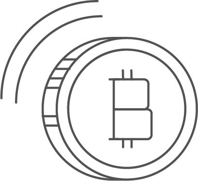 Supply is limited to a fixed number of 21 million bitcoins.